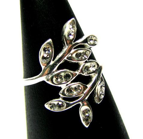 Buy White Crystal Ring