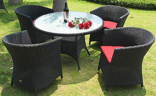 Buy Outdoor Furniture 06-b Table With Chairs