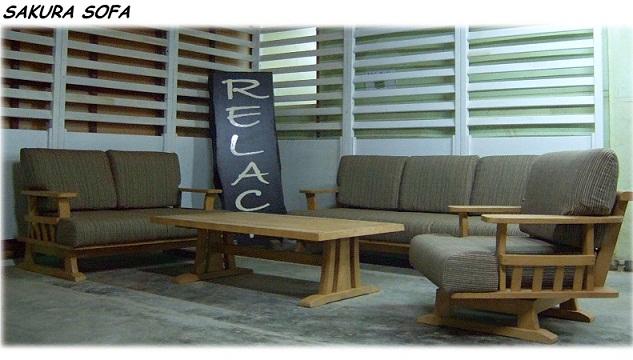 Buy Sofa Set Sakura