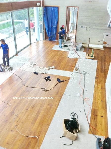 Buy Teak Flooring