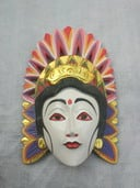 Buy Wooden Cave Mask