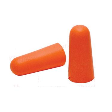 Buy The foam ear plugs, no wires