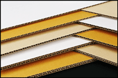 Buy Corrugated paperboard