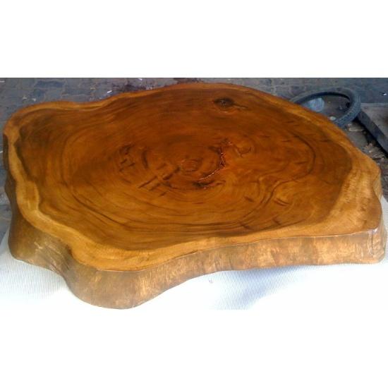 Buy Soild Wood Round Coffee Table