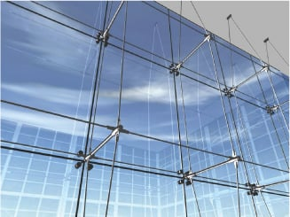Buy Glass and Aluminum Composite Facades