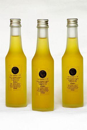 Buy Cold-pressed Sesame oil