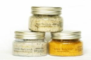 Buy Sea salt Body Scrubs