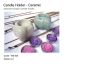 Buy We-I08: Ceramic Candle Holder