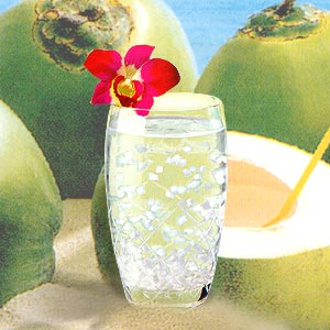 Buy Canned Coconut Juice, Canned Coconut Juice with Pulp