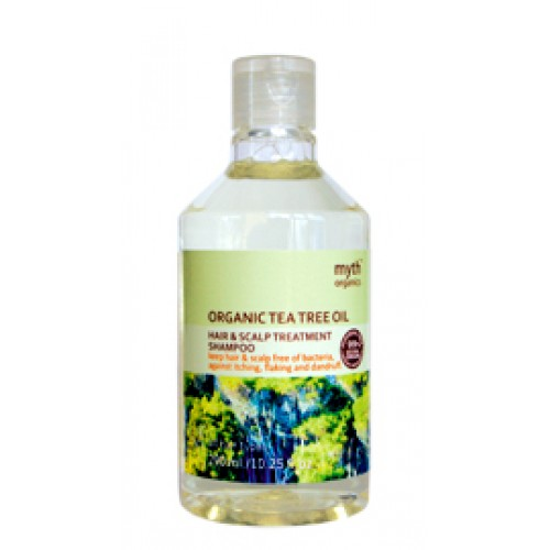 Buy Organic Tea Tree Oil Hair & Scelp Treatment Shampoo