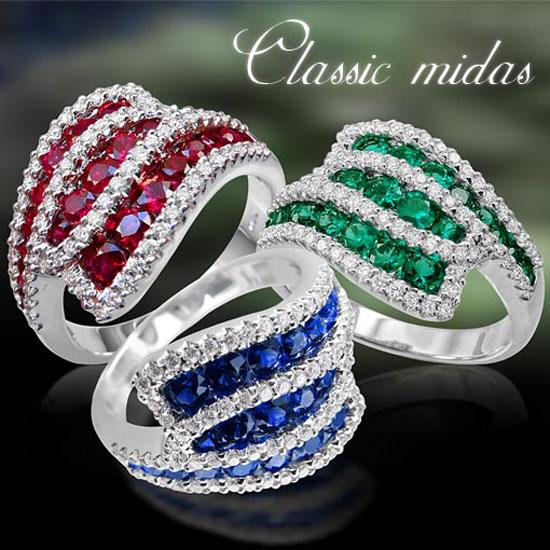 Buy Elegance Gemstone Ring