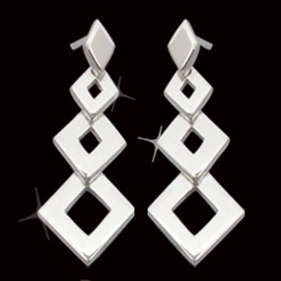 Buy Silver Earrings