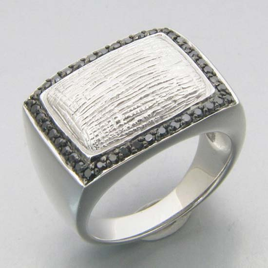 Buy Elegant Silver Ring