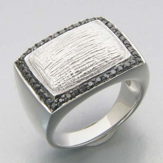 Buy Elegant Silver Ring