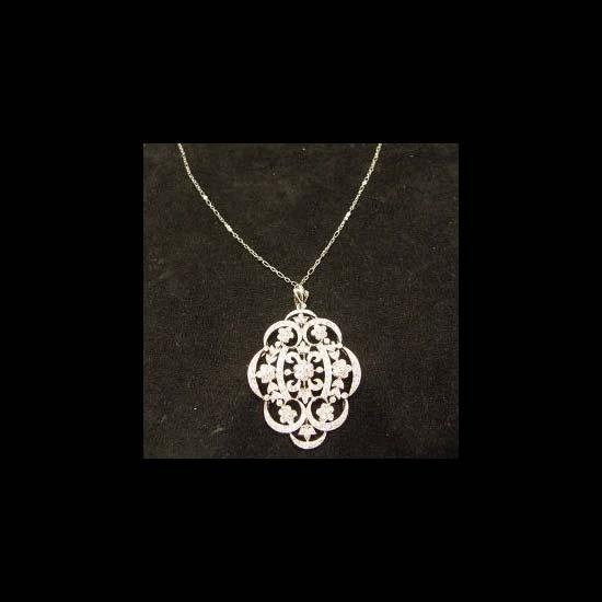 Buy Diamond Pendant Necklace