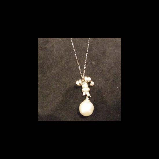 Buy Pearl Pendant Necklace