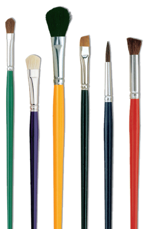 Buy Watercolor Brushes