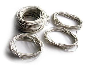 Buy White Flower Bands