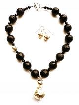 Black Parade V #07110 jewellery set
