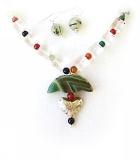 Colorful Ice #07162 jewellery set