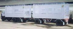 Cargo Steel Full Trailer (Eagle 3)