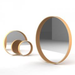 Rounded Mirrors