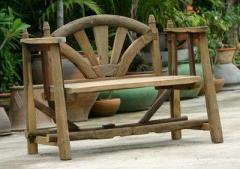 Cart Wheel Swing