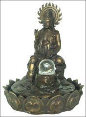 Kuan-Yin fountain
