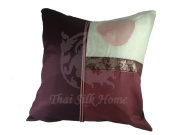 Thai Silk Cushion Cover CU03006