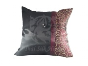 Thai Silk Cushion Cover CU02006