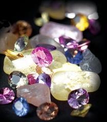 Fancy Sapphires