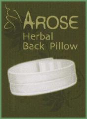 Arose  Herbal  Back  Pillow