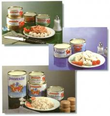 Canned Crabmeat In Brine