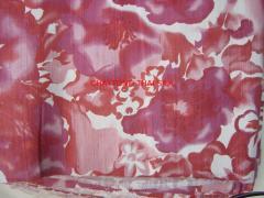 Printed-design Silk PA002