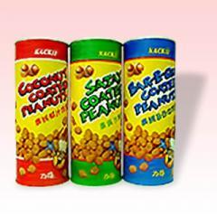 Coated Peanuts (Nackii Brand)