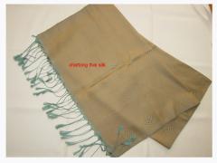Silk Shawls SCA007