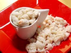 Crabmeat in Brine