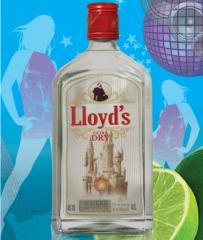 White Spirit (Gin) Lloyd's