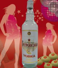 White Spirit Petrovskaya