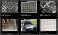 Floor Plates / Guard Plates - stainless steel