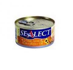 Classic canned tuna
