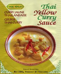 Thai Yellow Curry Sauce