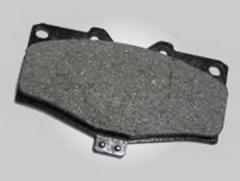 Non-Asbestos with Low Metallic Disc Brake Pads