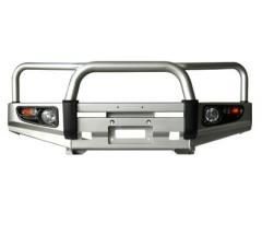 AC-900BK  Bull Bar with fog and driving Light (2k