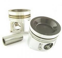 Piston for CNG/NGV