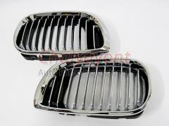 Powered Kidney Front Grille BMW E46 Serie 3 After