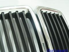 Centre Chrom Grille Classic Vintage BMW E28 518i