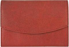 Genuine Sheep Leather Wallet SPWA3622R Burgundy