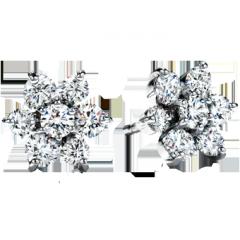 Garden Flower Earrings