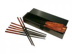 Box & Shopstick Ebony (Black)